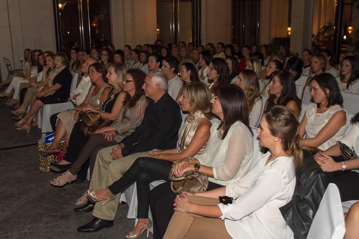 Presentación en Valencia del Nuevo Perfume femenino Dahlia Divin de Givenchy