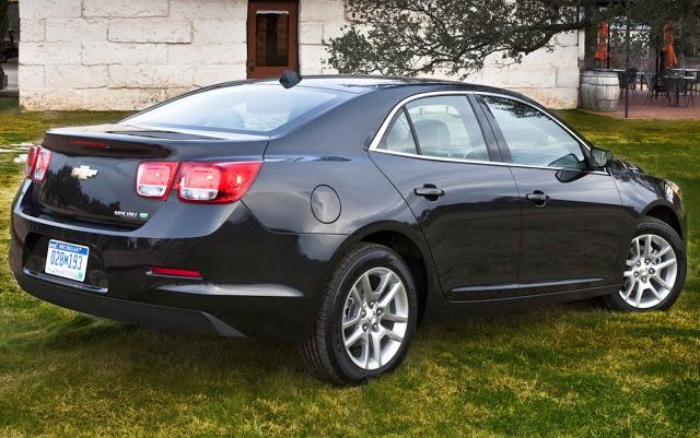 Modelos De Carros Chevrolet Sedan 2014   Autos Weblog