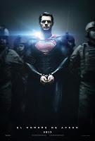 El hombre de acero (2013) online y gratis