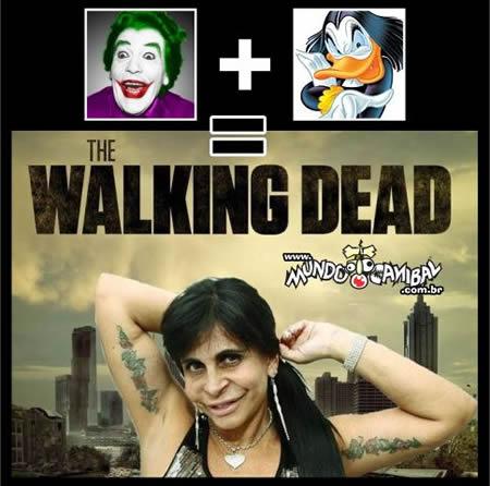 Gretchen The Walking Dead