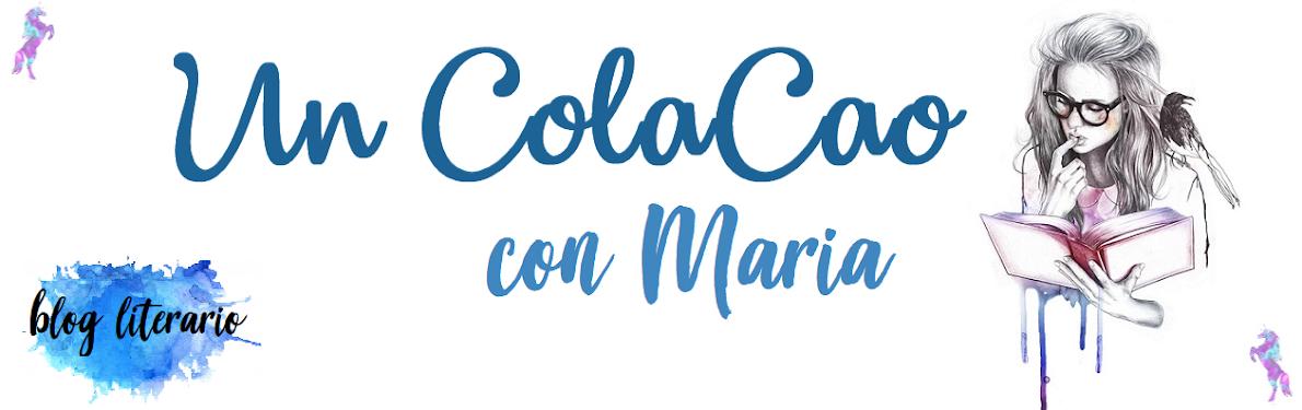 Un ColaCao con María