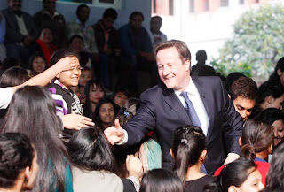 Pics: Aamir Khan meets British Prime Minister David Cameron