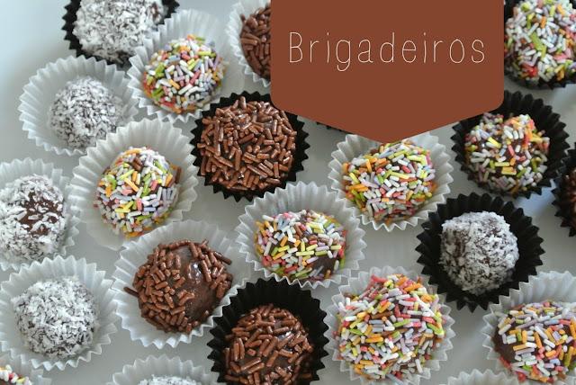 Brigadeiros: Brazilian sweets : the piri-piri lexicon