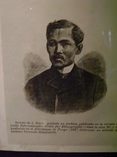 jose rizal portrait