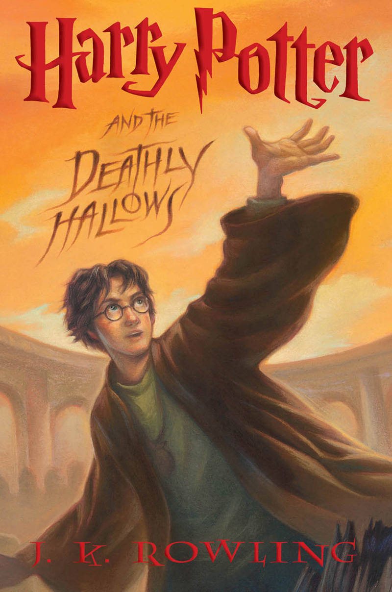 Read Harry Potter and the Deathly Hallows online free