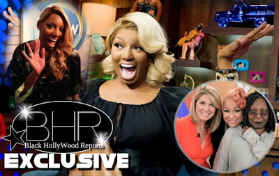 "RHOA Star NeNe Leaks Slams ""The View"" Claiming She Sat Down With A Bunch Of ""Mean Girls"""