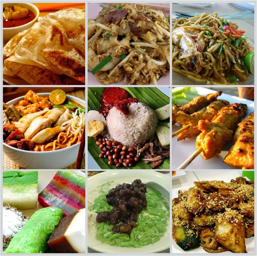 Malaysian food introduction to malaysian food for Authentic malaysian cuisine