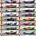 Confira as pinturas dos carros da Indy para o GP de Indianápolis