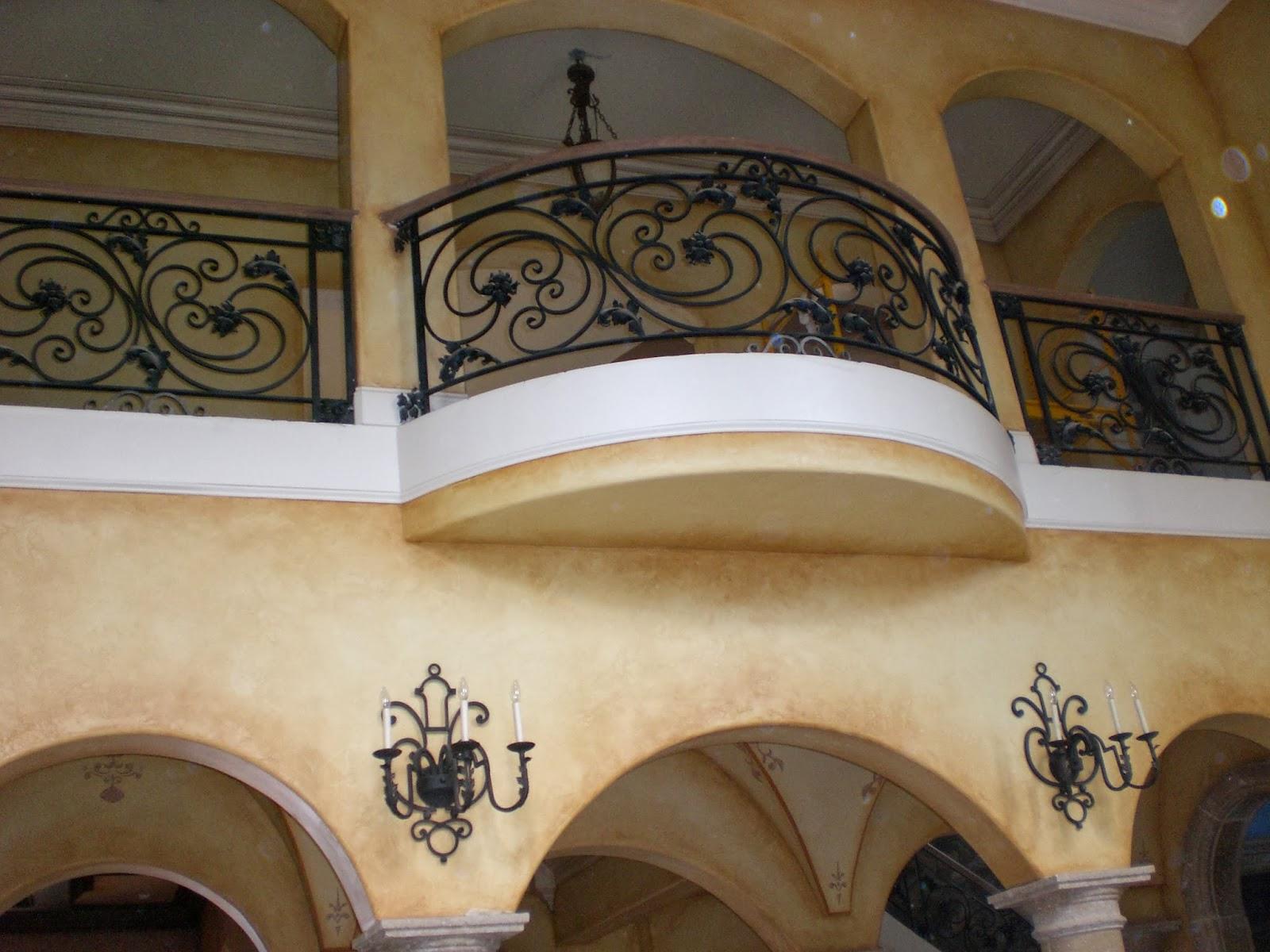 Decorative iron of nc inc