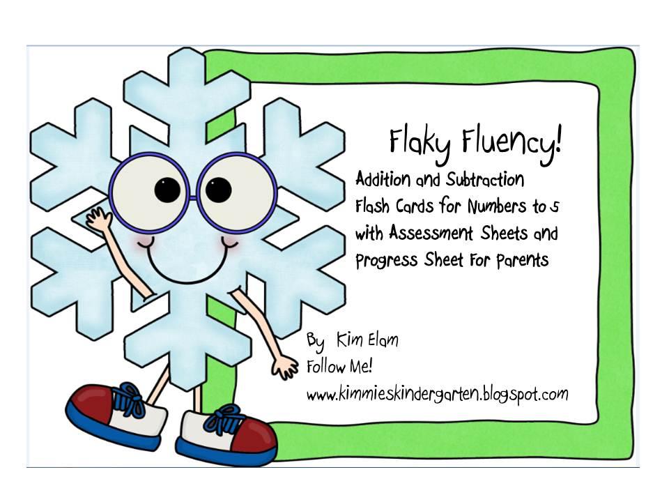 Kimmie's Kindergarten: February Math Fact Fluency!