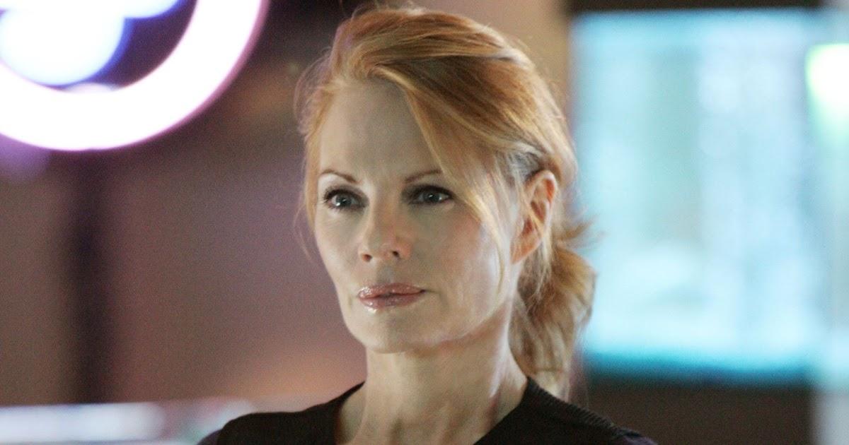 Photos: Marg Helgenberger Says Goodbye on CSI