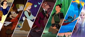Οι Επτά Εποχές της Disney Animation