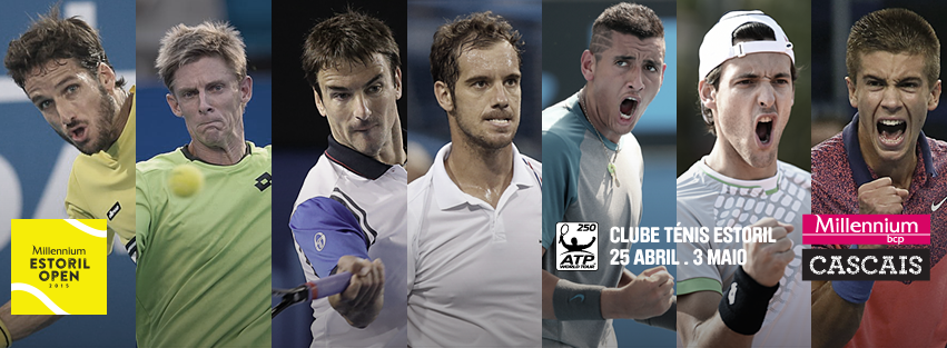 Millennium Estoril Open 2015