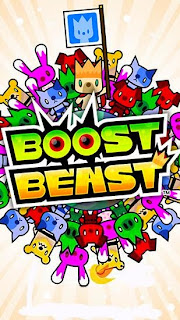 Screenshots of the Boost beast for Android tablet, phone.