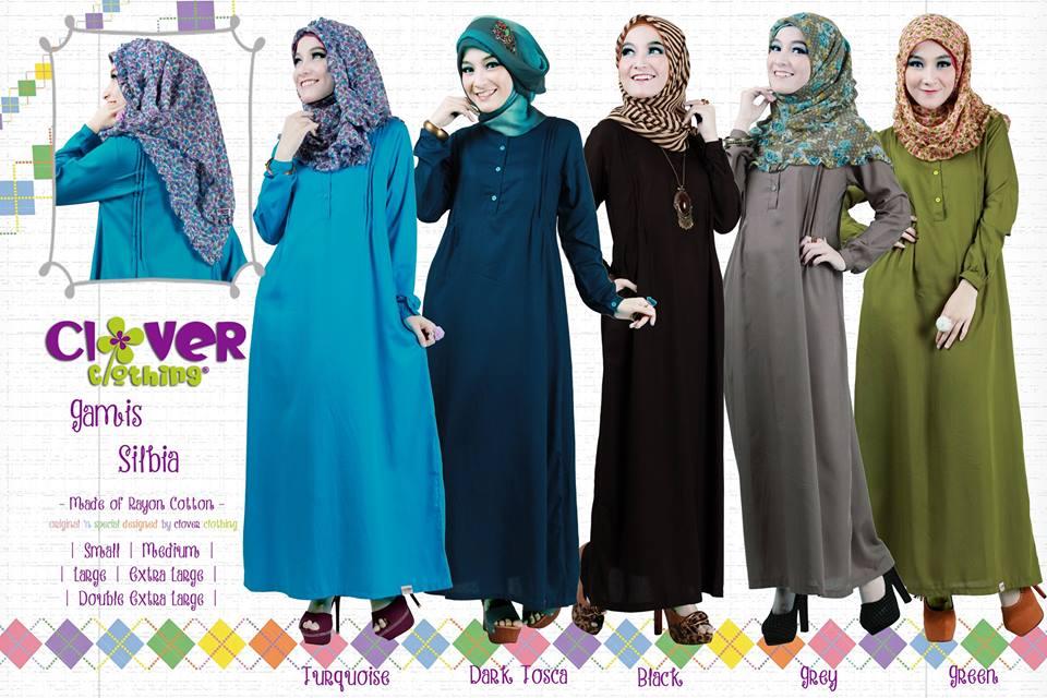 Baju Muslim Online Model Terbaru 2017 Oktober 2015
