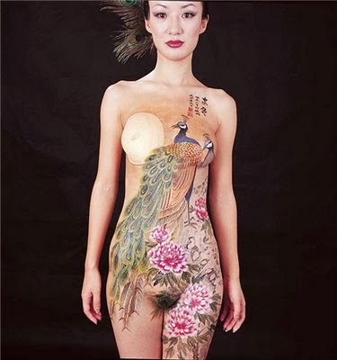 body art painting   tattoos no longer taboo   style body