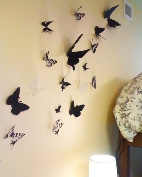 CASA COISAS & TAL: Pássaros e borboletas