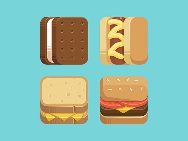 50 New and Fresh Icon Sets