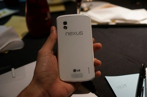 Android Smartphone, Google, LG, Nexus, Nexus 4, Smartphone