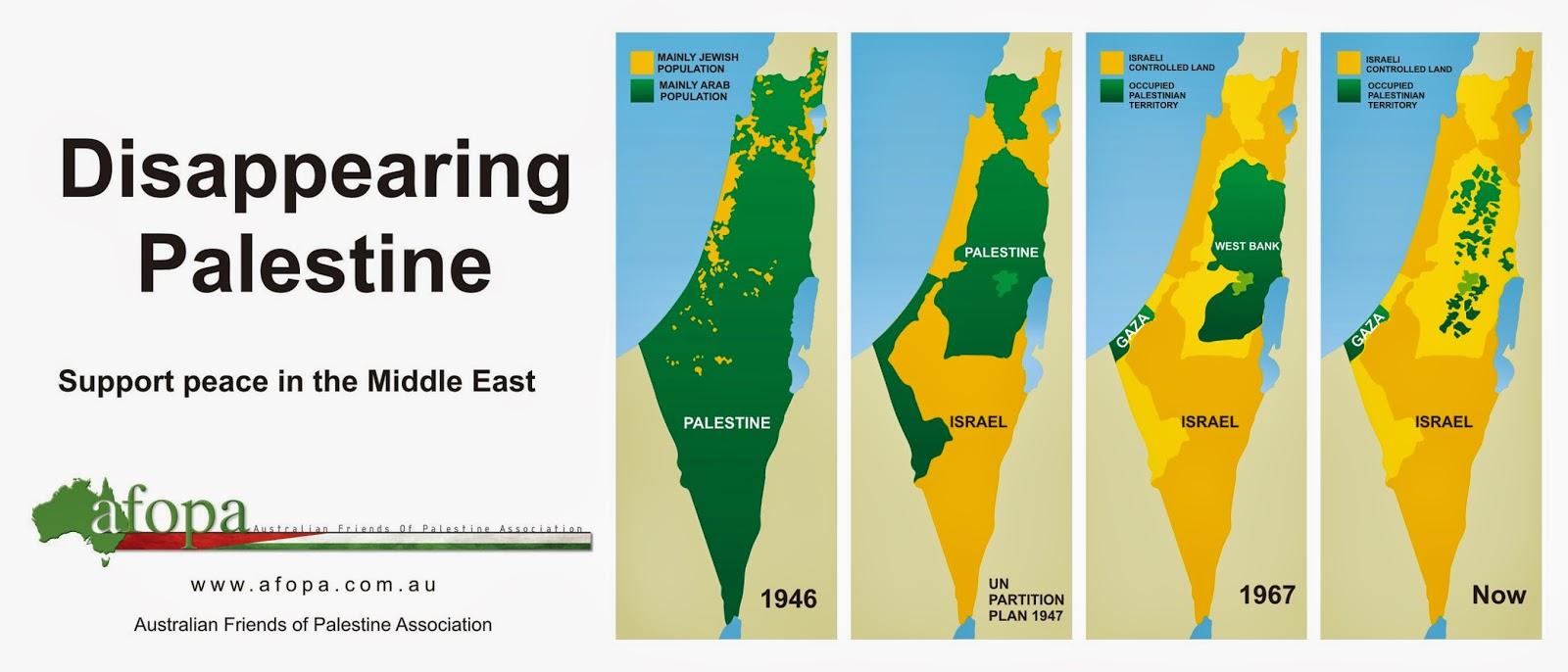KRONOLOGI PENUBUHAN NEGARA HARAM israel