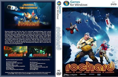 Rochard PC DVD Capa