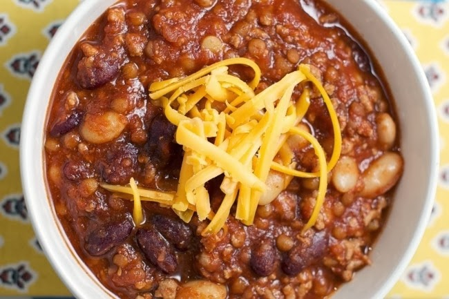 Maple Syrup Chili