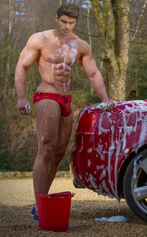 Car Wash Cutie