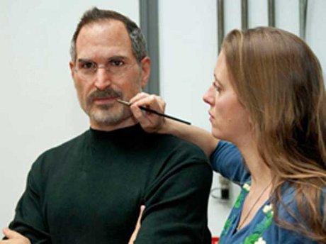 Inilah Patung Lilin Steve Jobs Sang Pendiri Apple [ www.BlogApaAja.com ]