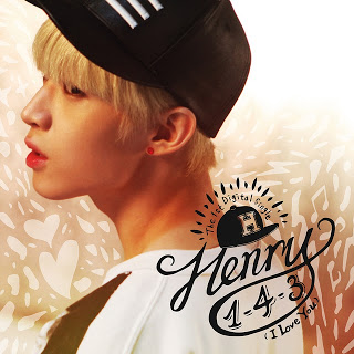 Henry (헨리) - 1-4-3 [The 1st Digital Single]