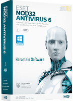 Free Download ESET NOD32 Antivirus 6 Full Version With Activator