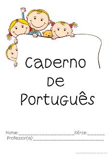 abertura para caderno infantil capa de caderno imprimir colorido