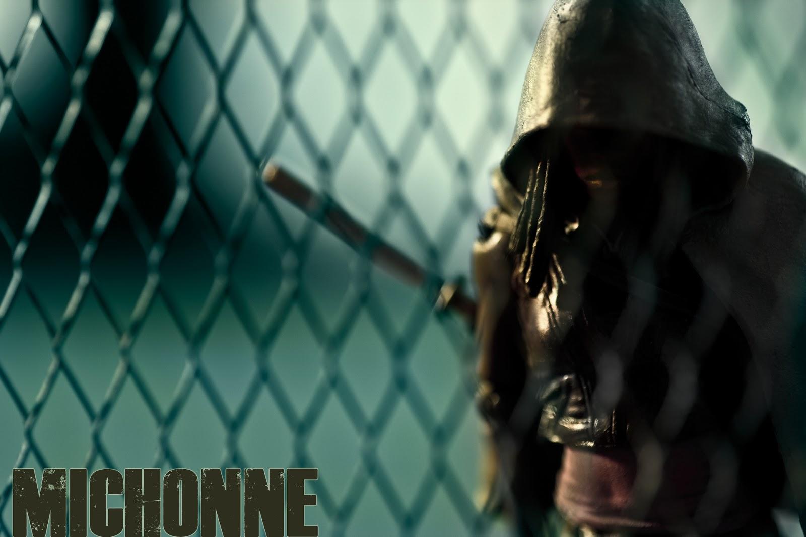 Michonne Action Figure Wallpaper