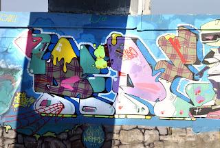 графити варна море
