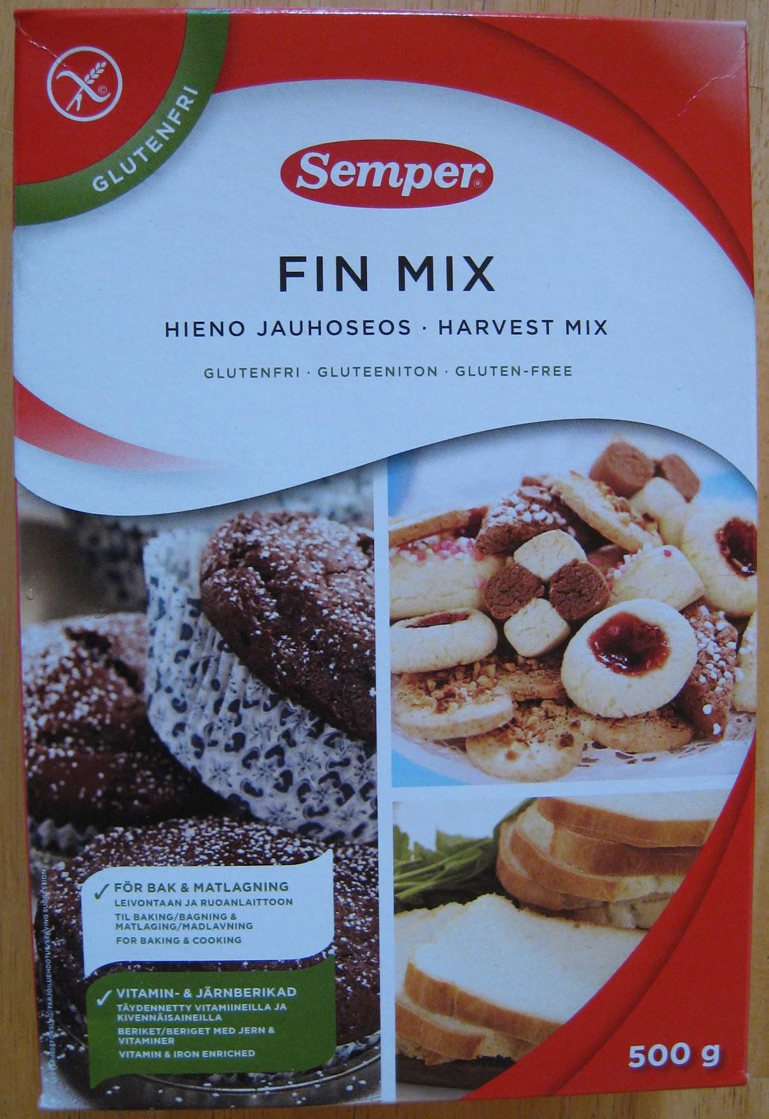 semper fin mix pannkakor