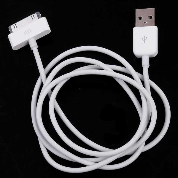 Free USB Charging Data Sync Charger Cable for iPhone