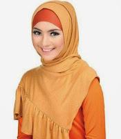 Jilbab Artis Indonesia Citra Kirana