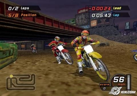 Download Game MTX Motocross: (185 MB/Part)