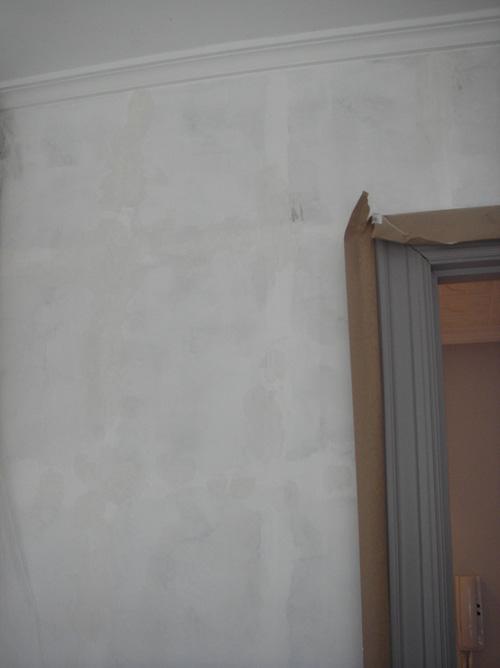 Lalole blog la reforma sin obra de mi cocina un antes y - Imprimacion para paredes ...