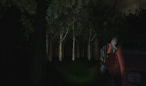 Slender Man free indie survival horror PC game
