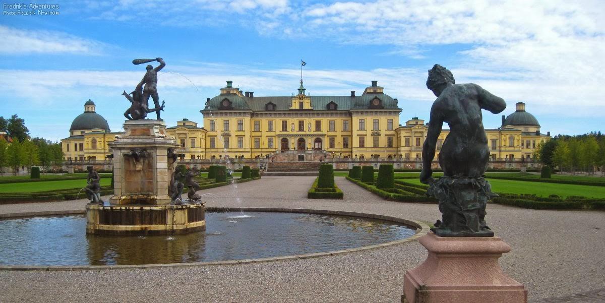 瑞典皇后島旅遊