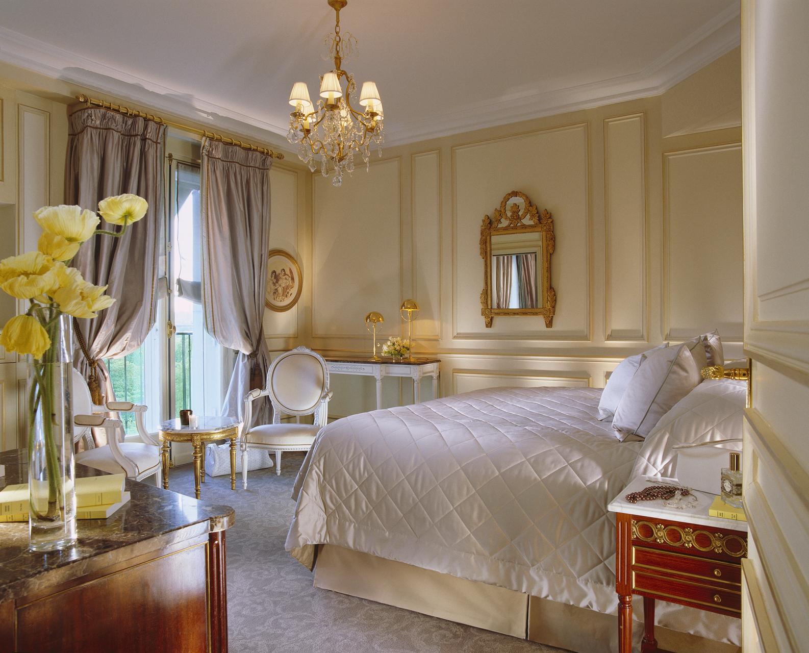 Top du meilleur chambre de luxe - Chambre luxe paris ...