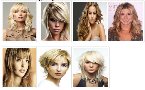 Short To Medium Hairstyles 2014