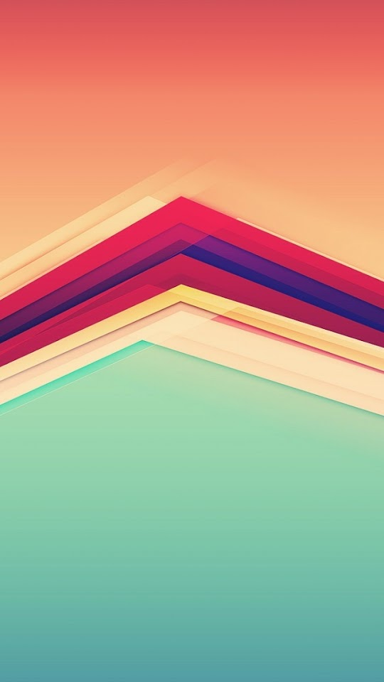 Colored Abstract Shapes   Galaxy Note HD Wallpaper