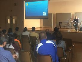 Presentada la sección de baloncesto del Colegios Diocesanos