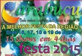 Festa de Carabuçu 2015