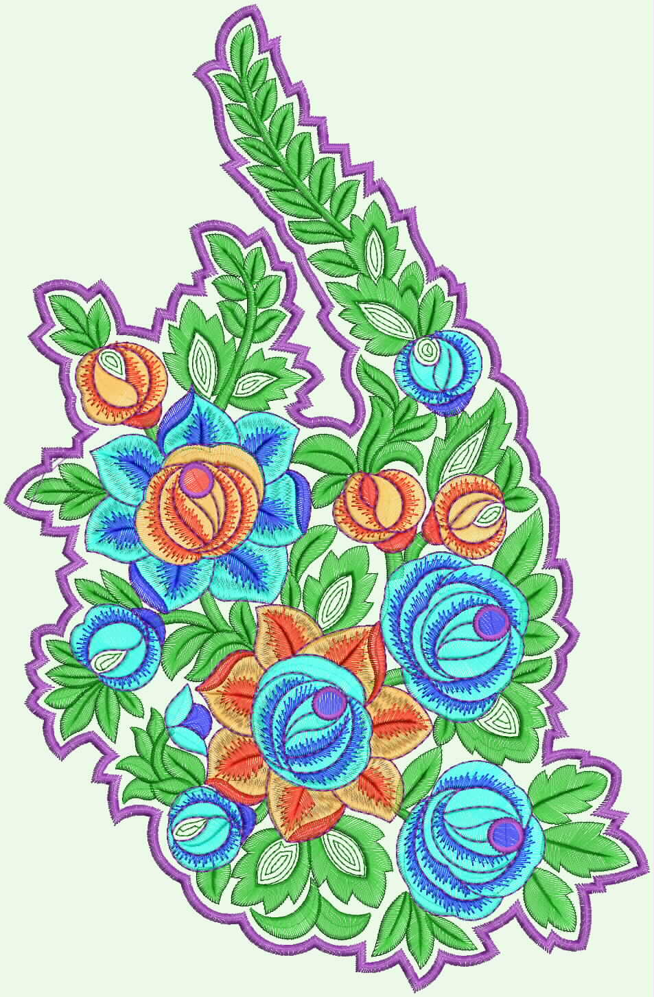 Embroidery designs free download makaroka