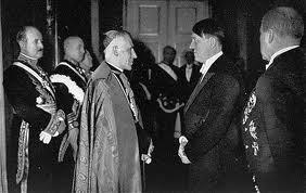 Hitler e o papa