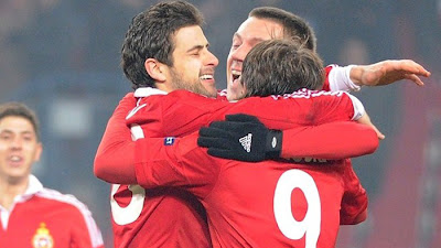 Wisla Krakow 2 - 1 FC Twente (2)