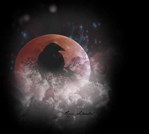 POEMAS SIDERALES ( Sol, Luna, Estrellas, Tierra, Naturaleza, Galaxias...) - Página 21 Muerte+de+la+luna