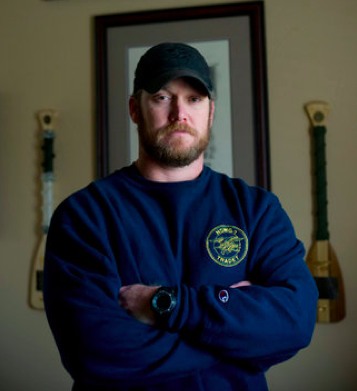 Remembering Navy SEAL  Chris KyleChris Kyle Navy Seal Uniform